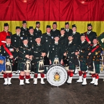 The PWOR Pipes and Drums Band