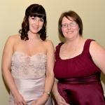 2Lt Amelia Kerrigan and Maj Patricia Miller