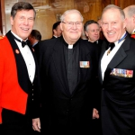 Honorary Colonel M. Hutchings/ Rev. Canon Alexander Wakeling/ General Walter Natynczyk